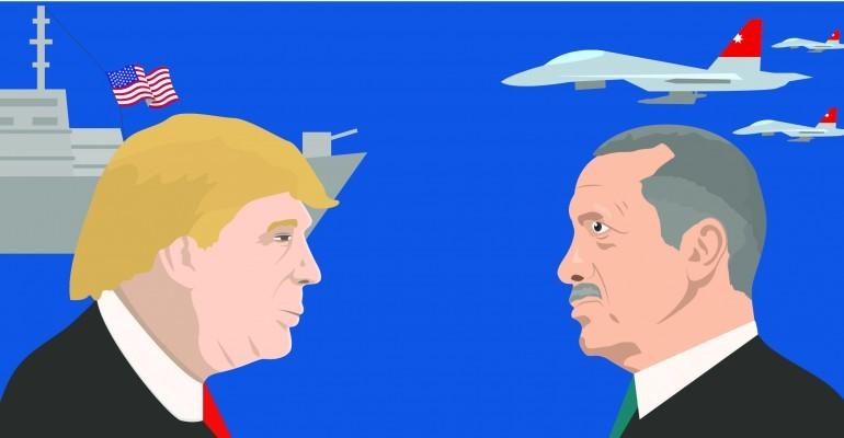 Erdoğan: USA sollen Aufrüstung der YPG rückgängig machen