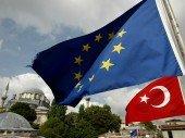 Verhärtete Fronten: Türkei gibt sich in Brüssel eiskalt