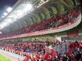 Türkische Fans diese Saison insgesamt friedlich