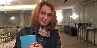 Die türkische Schriftstellerin Asli Erdogan