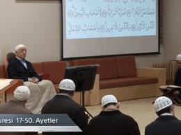Ein Erfahrungsbericht im Ramadan: Der Alltag von Fethullah Gülen