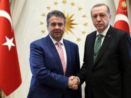 """Erdogan zu Gabriel: """"Sen Kimsin Ya?"""" – Wer bist Du?"""