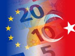 Seit 2014: EU zahlte der Türkei rund 2,7 Milliarden Euro