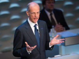 BASF-Chef Bock zur Liste aus Türkei: Trägt nicht zu Vertrauen bei