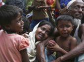 Myanmar: Zehntausende muslimische Rohingya auf der Flucht