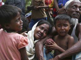 Bangladesch ruft islamische Länder zu Hilfe bei Rohingya-Krise auf
