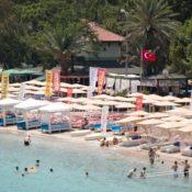 Türkei-Touristen von Gabriel-Warnungunbeeindruckt