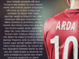 """Rücktritt vom Rücktritt: Arda will wieder für die """"A Milli Takım"""" spielen"""