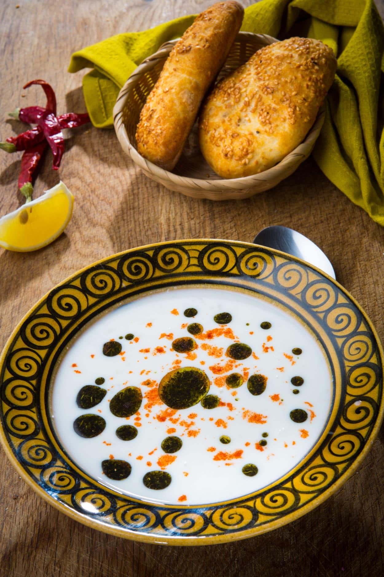 Leichte venezolanische heiße Abendessen