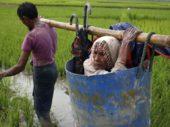 Ethnische Säuberung in Myanmar: UN fliegen Hilfsgüter ein