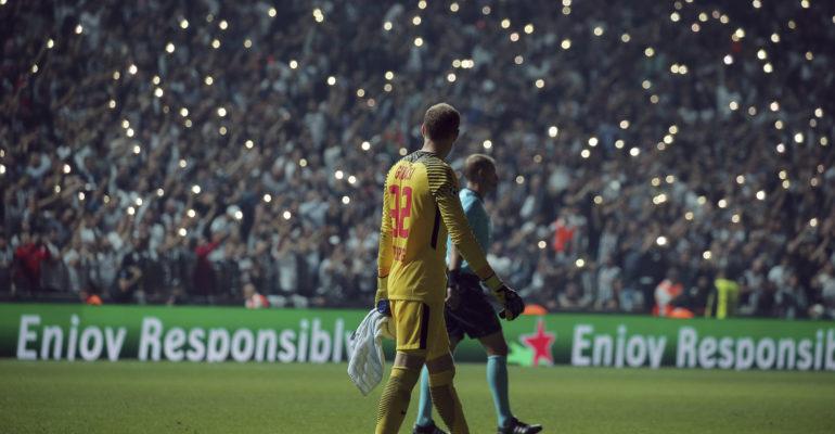 Fluchtlichtausfall gegen RB Leipzig: Beşiktaş muss Strafe zahlen