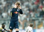 Timo Werner und RB Leipzig halten Atmosphäre im Vodafone Park nicht stand