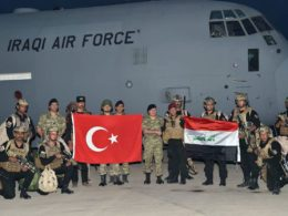 Türkei und Irak beginnen gemeinsames Militärmanöver