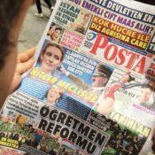 Türkische Zeitungen: «Hitler» im Parlament