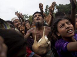 Erdogan zu Myanmar: «Das ist ein Genozid»