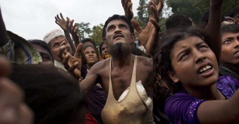 Myanmar zieht Truppen aus dem Norden von Rakhine ab