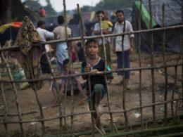 Flucht aus Myanmar: Monsunregen verschärft Krise der Rohingya