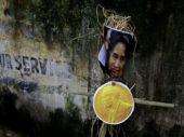 Suu Kyi verliert guten Ruf: Warum unternimmmt die Nobelpreisträgerin nichts?