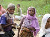 Mindestens 300 000 Rohingya nach Bangladesch geflüchtet