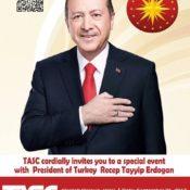 Erdogans Rede in der USA wurde unterbrochen