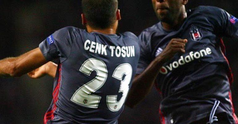 Traumstart in die Königsklasse: Beşiktaş holt drei Punkte aus Porto!