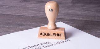 Asylantrag in Deutschland