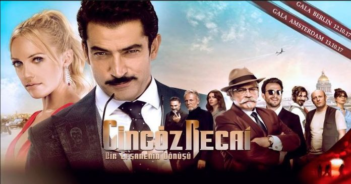 Tuerkischer Kinofilm Cingoez Recai