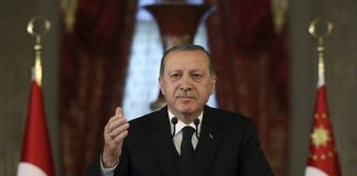Erdogan Tuerkei USA