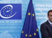 Macron wirbt für Dialog mit Russland und Türkei im Europarat