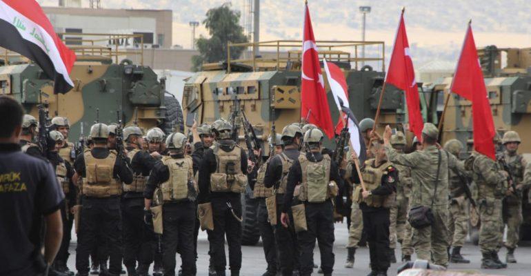 Irakische Kurden übergeben Kontrolle eines Grenzübergangs an Bagdad