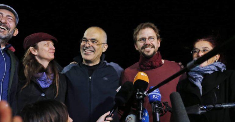 Steudtner und Gharavi: Wir sind in Türkei nicht misshandelt worden