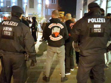 NRW-Innenminister:Türkei unterstützt Rockergruppe