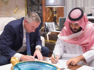 Saudischer Kronprinz: Wir wollen «moderaten Islam»
