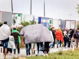 Generalstreik auf Lesbos angekündigt