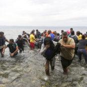 Griechische Küstenwache rettet 41 Migranten aus Seenot