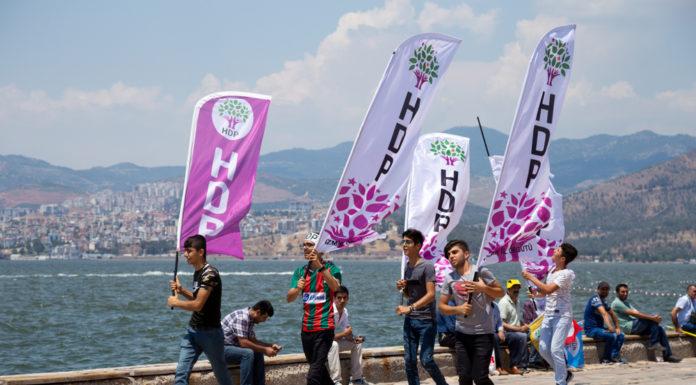 Historischer Zusammenschluss mit der HDP
